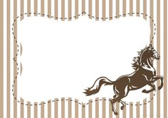 Cowboy Cakes, Wedding Drawing, Horse Birthday Parties, Horse Wallpaper, Horse Party, Paper Art, Invitations, Horses, Rodeo Birthday
