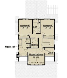 3 Bedroom Storybook Bungalow - 18255BE | Cottage, Country, Craftsman, Exclusive, Narrow Lot, 2nd Floor Master Suite, Butler Walk-in Pantry, CAD Available, PDF | Architectural Designs