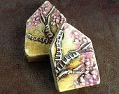 Cherry Blossom House Bead