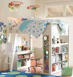 bed and desk PB Teen | PBteen Recalls to Repair Sleep and Study Loft Beds Due to Fall and ...