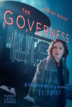 Daisy Ridley is The Governess