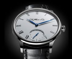 H. Moser & Cie. Introduces The Venturer Small Seconds With Roman Numerals