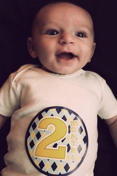 Ezra 2 months.