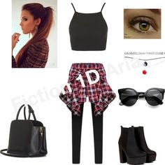 Dance rehearsal with Justin by keller-lucie on Polyvore featuring mode, Topshop and Wet Seal
