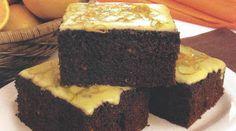 Bolo Cítrico de Chocolate ~ Cozinha e Tals