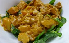 Learn how to make your own yellow curry paste, and then put it to good use in this delicious and warming Thai curry.