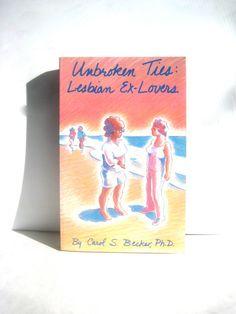 Vintage Lesbian Ex Lovers Unbroken Ties by BetterWythAge on Etsy