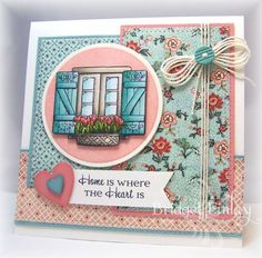 F4A156 Happy Colours by bfinlay - Cards and Paper Crafts at Splitcoaststampers