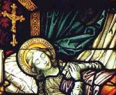 Saint Ida pray for us and brides and widows.  Feast day September 4.