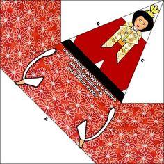 Origami n' Stuff 4 Kids: Girl's Day Origami: Empress