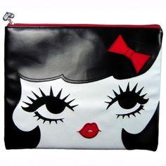 Unique Handbags Plush Doggie Animal Bags IPad Laptop Bags ...
