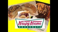 Krispy Kreme Reese's Peanut Butter Cup Doughnut