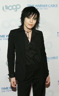 Joan Jett Style Evolution: From The Runaways Bandmate To Strumming Solo Chords (PHOTOS)