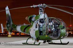 (XZ345) Westland SA-341B Gazelle AH1 (British Army)