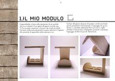 """""""Gi"""" l'appendino modulare,pratico e versatile. IL MODULO """"G"""""""