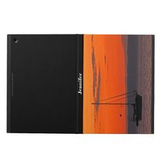 iPad Air Case, Sailboat at Sunset - This iPad Air case is decorated with my original sunset photograph, with a vivid orange sky and the silhouette of a sailboat. Photo was taken in Mexico. It is a great gift for your teacher, mother's day, father's day, babysitter, or for yourself, of course. Just in time for Christmas! All Rights Reserved © 2013 Alan & Marcia Socolik. #Sailboats #Sailing #Sunset #iPadAir #iPadAirCases #CasesForIPadAir