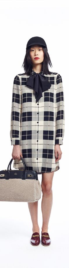 Fall 2015 Ready-to-Wear Kate Spade New York