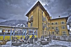 Le Miramonti Hotel & Wellness nel La Thuile, Valle d'Aosta