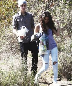 Justin bieber and Selena gomez are perfect for each other