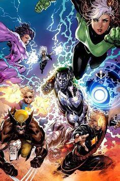 Marvel Comic Universe, Marvel Comics Art, Comics Universe, Marvel Heroes, Marvel Characters, Marvel Xmen, Comic Book Covers, Comic Books Art, Comic Art