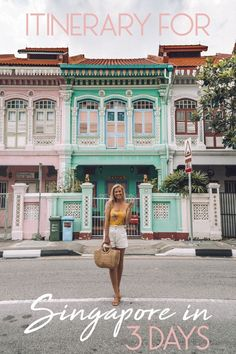Most travelers choose to explore Singapore during a stopover, since the Changi Airport is a big hub for destinations throughout Asia. Whether you only have a few hours, or want to explore Singapore in 3 days, you can build an awesome itinerary and hit all Singapore Guide, Singapore Travel Tips, Singapore Itinerary, Visit Singapore, Singapore Malaysia, Singapore Trip, Malaysia Truly Asia, Singapore Sling, Asia Travel