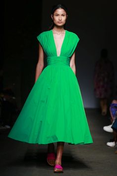 Lovely & Ladylike Elegance - Tracy Reese Ready To Wear Spring Summer 2015 New York #NYFW #SS15 #RTW