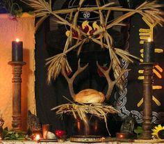 lughnasadh altar