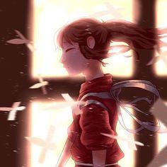 Quick spirited away fanart :)  #spiritedaway #chihiro#anime#fanart#discowaffles#art#fanart#anime#manga#miyazaki#illustration