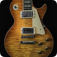 These guitars are for the discerning Vintage Guitar Buff/Player. 1959 Gibson Les Paul, Les Paul Standard, Akron Ohio, Guitar Shop, Vintage Guitars, Specs, The Originals, Guitars