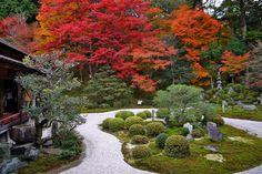 Manshu-in in Kyoto