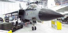 Panavia Tornado G-R1B Imperial War Museum Duxford