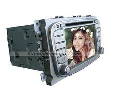 Ford S-Max Android Autoradio DVD GPS Digital TV Wifi 3G USB RDS
