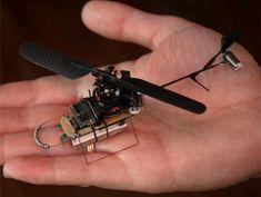 PD-100 Black Hornet: Minuscule Spy Choppers