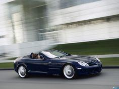 mercedes benz slr mclaren - Mercedes Benz Slr Wallpaper Hd