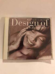 Janet Jackson Design Of A Decade 1986-1996  | eBay