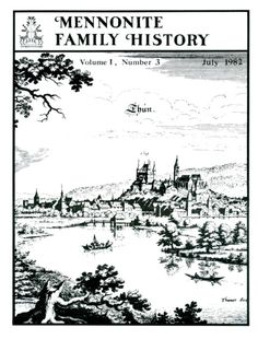This issue contains the following articles and [surnames]: Corresponding With Others; Dynasties of Palatine-Mennonite Peasant Families of Swiss Origin [Burkholder, Krehbiel, Zurcher]; Elder Jacob Stut