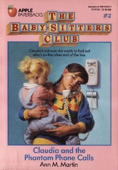 The Babysitter's Club!  My friend and I tried to start our own baby sitting club when I was 12.  LOL  Had all the books and the movies!