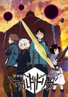 World Trigger - Download dos episódios | Mediafire, Fileserve, Megaupload e iFile