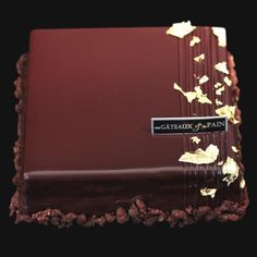 Gâteau aux chocolats - Pâtisseries - Des Gâteaux et du Pain