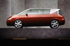 Renault Avantime, 1999