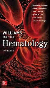 Williams Hematology, by Kenneth Kaushansky - McGraw-Hill Education / Medical Dr Book, Medicine Book, Internal Medicine, Mcgraw Hill, Science Books, Physiology, Pediatrics, Ebook Pdf, Clinic