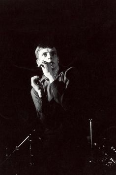 Ian Curtis by Kevin Cummins | Portfolio |