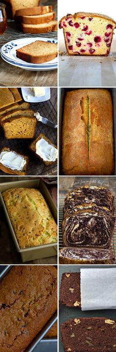 Gluten Free Quick Bread Recipes - from Gluten-Free on a Shoestring