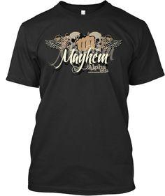 Limited Edition Legendary Mayhem Tshirt   Teespring