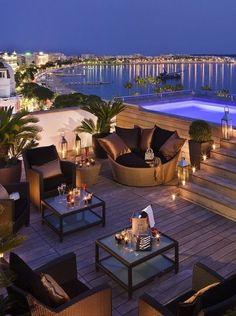 nice Lodge Majestic Barrière Cannes é sinônimo de Glamour na Côte D'Azur