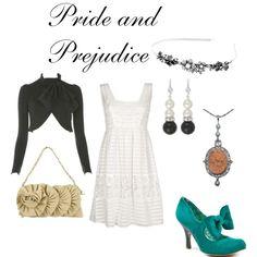 Inspired By... Pride and prejudice.