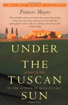 Under the Tuscan Sun by Frances Mayes  A famous book that gives a good picture of life in Tuscany for an American.   The book is better than the movie but the movie  has the benefit of fantastic scenery.
