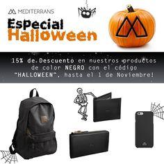 Especial Halloween!  www.mediterrans.com