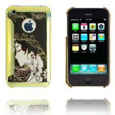 Jujitsu (Guld) iPhone Cover til Iphone Cover, Gull