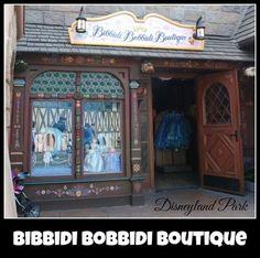 The Bibbidi Bobbidi Boutique at the Disneyland Resort helps make dreams of little princesses come true. Guests get a royal makeover fit for a princess.
